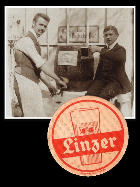 Linzer Bier Tradition